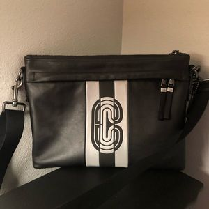 Retro cross body bag by Coach